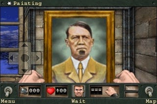 Illustration for article titled Providers, Not Apple, Led to Soulpatch Hitler in iPhone Game