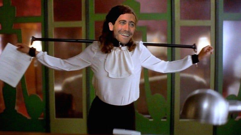 Jake Gyllenhaal in Secretary