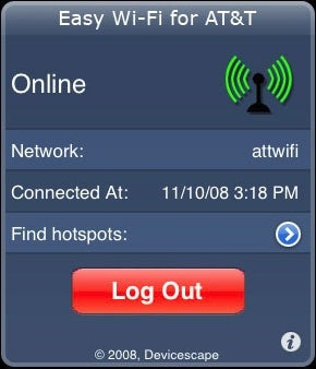 Illustration for article titled Easy Wi-Fi Takes Annoyances Out of Free AT&T Hotspots
