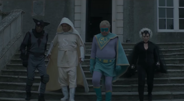 Tom Berenger and Beau Bridges are old, farting superheroes in the Supervized trailer