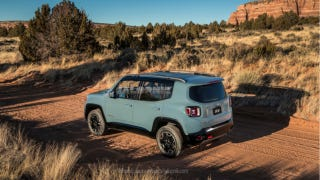 Illustration for article titled Who Cares If The 2015 Jeep Renegade Sells, But Isn't A 'Real Jeep?'