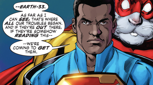 A Brief History of DC Comics  Black Supermen