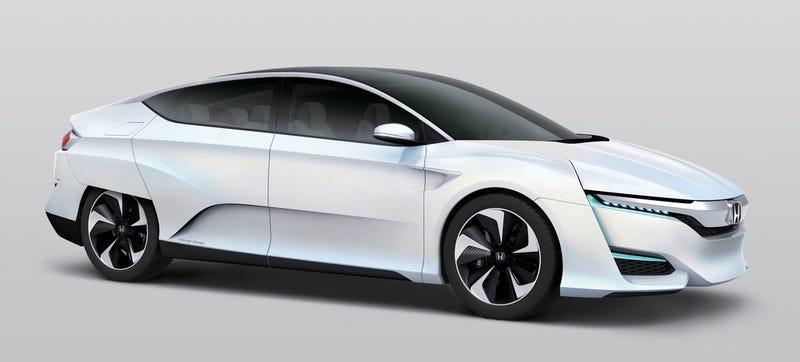 El nuevo coche de hidrógeno de Honda generará electricidad en casa