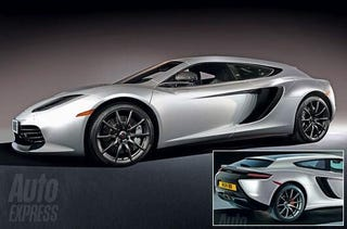 Illustration for article titled MP4-12C Shooting Brake Render