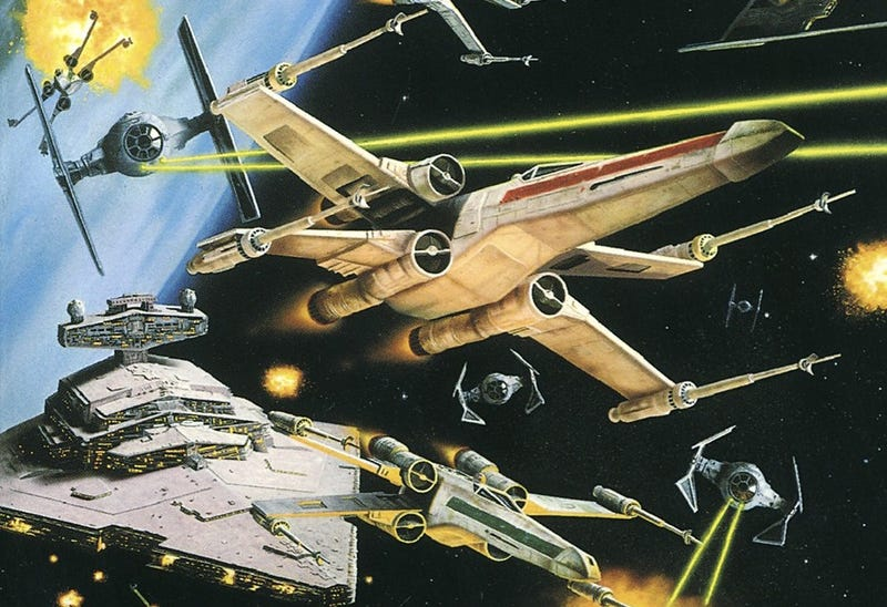Illustration for article titled The Best Star Wars Books Are the X-Wing Novels. Fight Me.