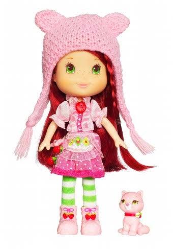 Illustration for article titled Strawberry Shortcake Dresses Her Age. Kind Of.
