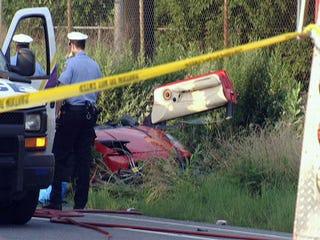 Illustration for article titled Three Dead In Philadelphia Rented Lamborghini Accident