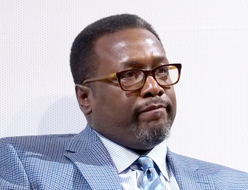 Wendell Pierce  Paul Zimmerman/Getty Images for HBO