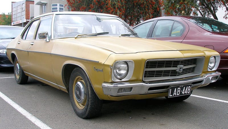 HQ Holden Kingswood