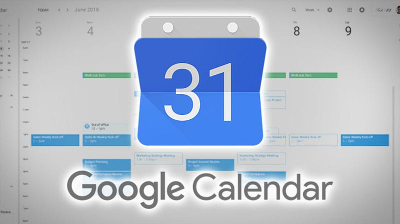 Illustration for article titled How to Keep Spam Out of Your Google Calendar