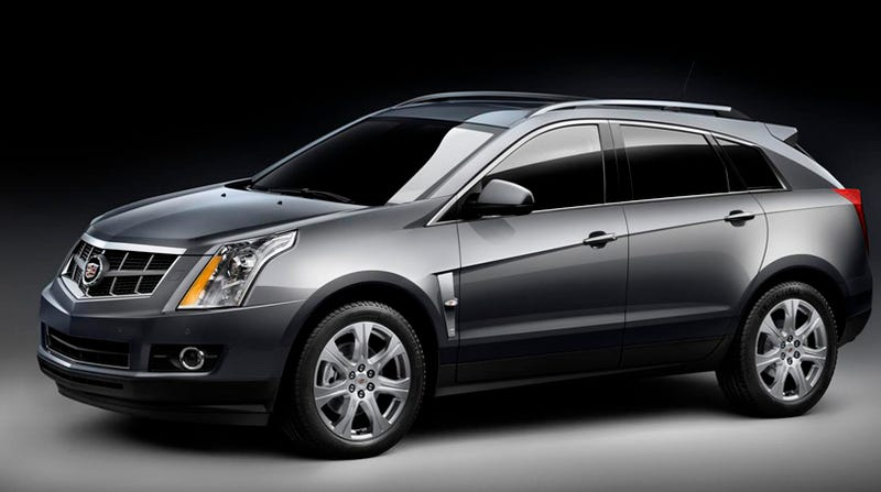Illustration for article titled 2010 Cadillac SRX: Same Name, All-New Caddy Wagon