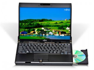 Illustration for article titled Fujitsu P8020 Ultraportable Comes With Multitouch Trackpad, Higher Price