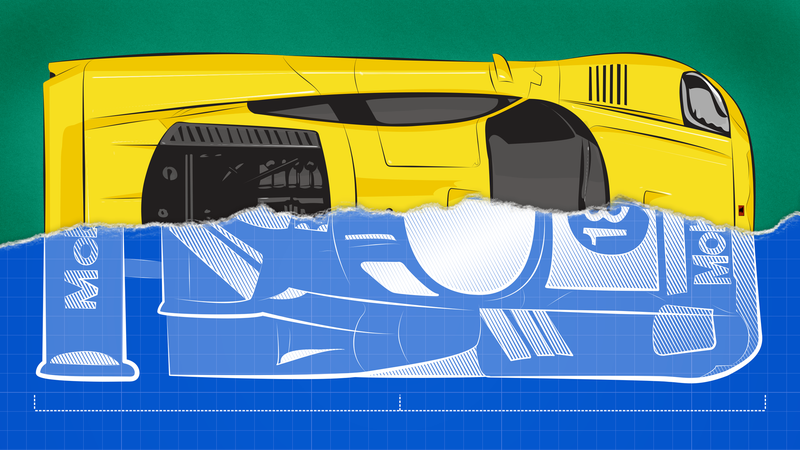 Illustration for article titled The Mysterious, Disputed Birth Of America's Greatest Supercar