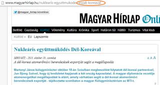 Illustration for article titled Felszámolták az ellenálló sejtet a Magyar Hírlapban