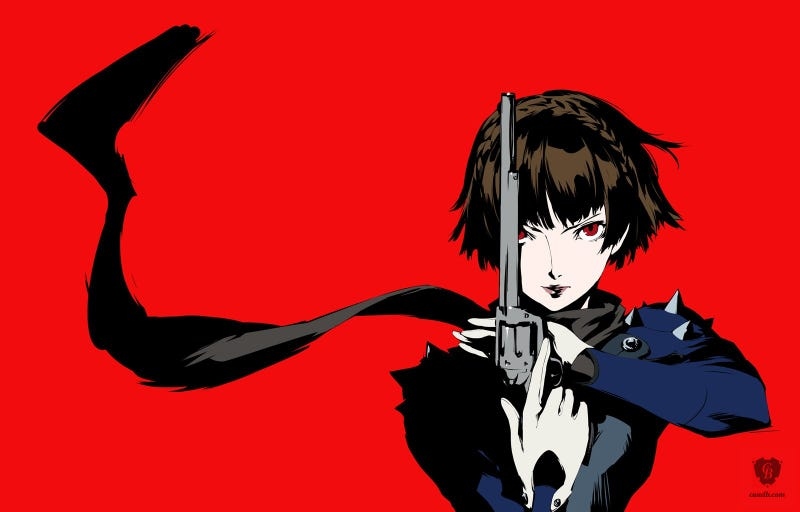 Illustration for article titled Persona 5: Impressions of a n00b
