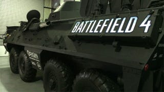 Illustration for article titled Playing Battlefield 4 Inside An Armored LAN Party