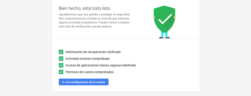 Illustration for article titled Consigue 2GB gratis en Google Drive por revisar tus ajustes de seguridad