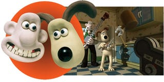 Illustration for article titled Wallace & Gromit Get The Telltale Treatment