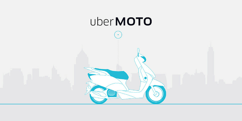 Illustration for article titled Would You Take An Uber On A Motorcycle?