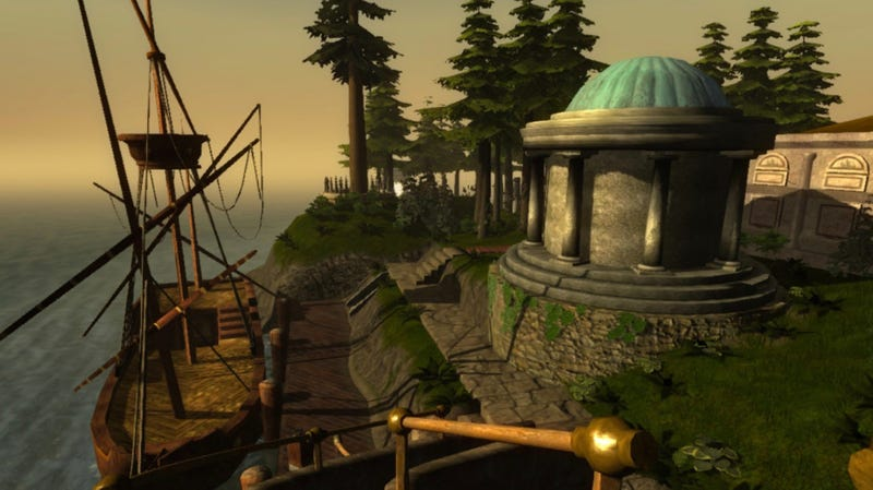 The popular puzzle game Myst is getting another shot at the big screen.