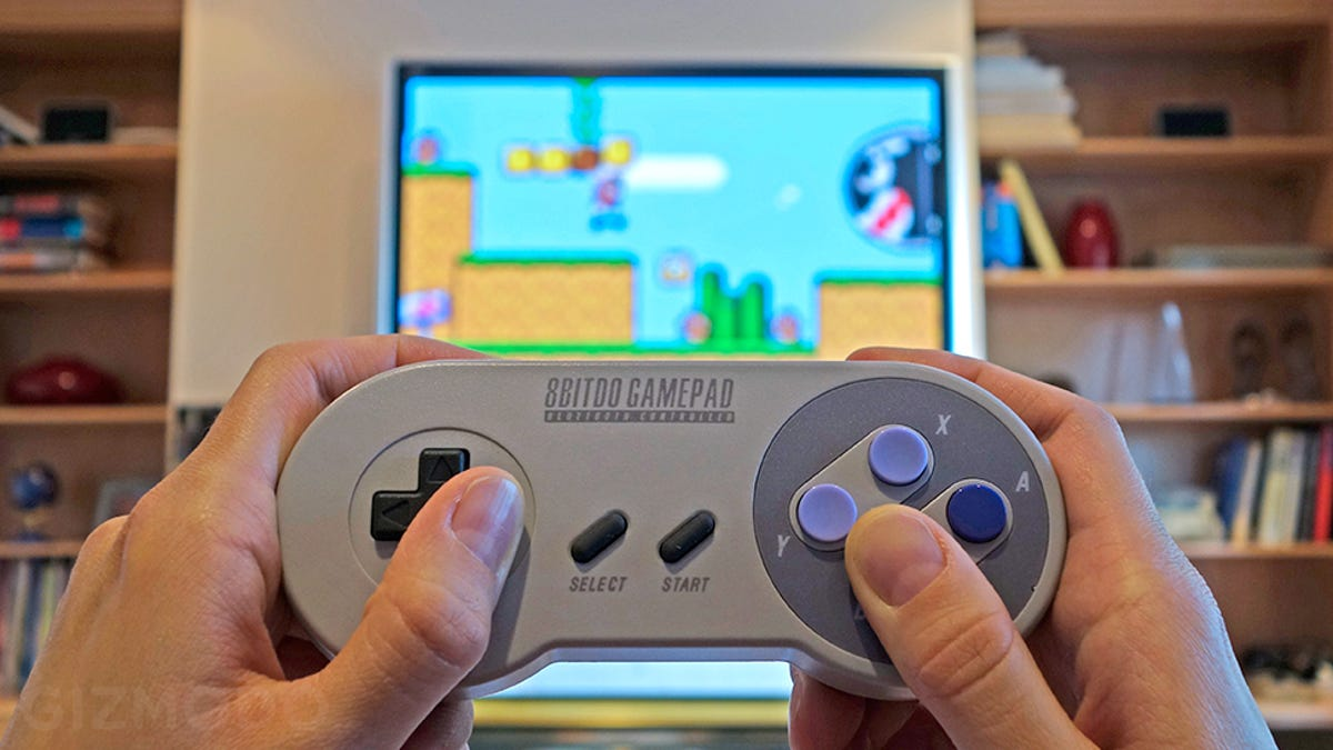 The Super Nintendo Retro Receiver Is a Painless Wireless Upgrade For