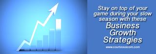 business growth strategies www.courteouscom.com