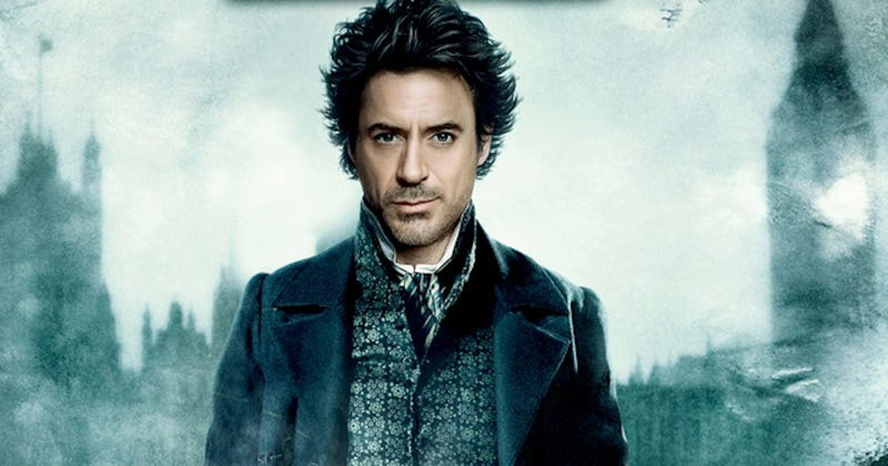 Illustration for article titled Hey, Are You Ready for a Bunch More Movies of RDJ's Sherlock Holmes?