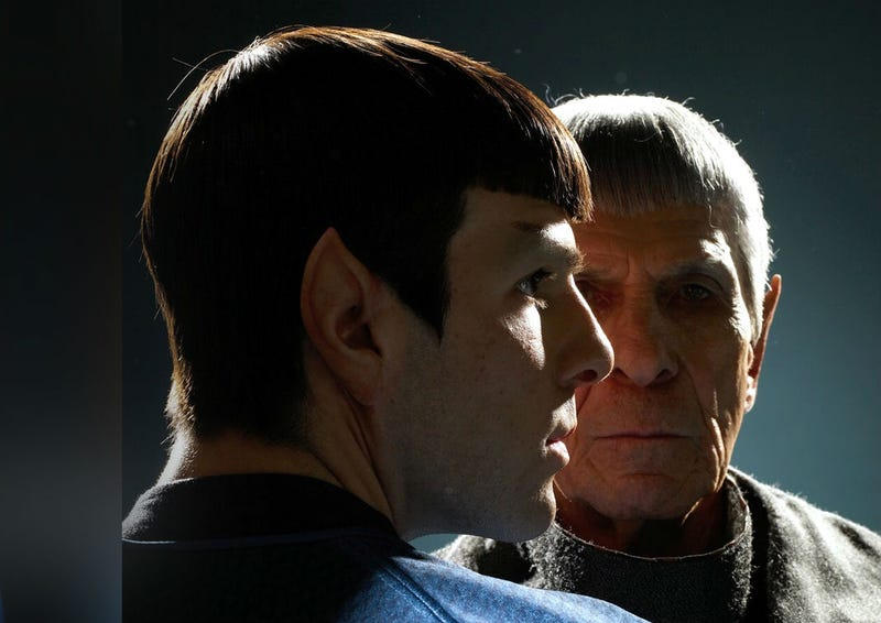 Star Trek Beyond: Everybody Was Thinking About Nimoy While Filming (io9.gizmodo.com)
