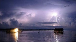 One Spot On The Catatumbo River Gets Regularly Forty Thousand Bolts Every Night