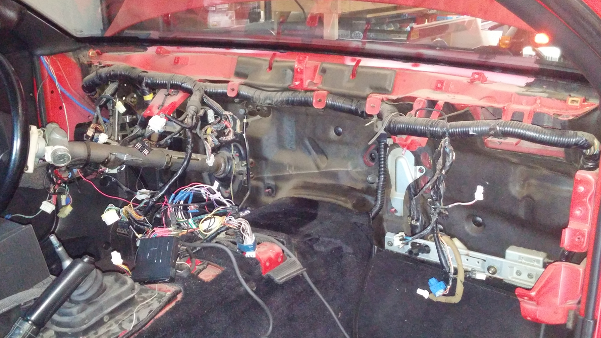 Heres Exactly What It Cost To Buy And Rebuild A Nissan 300zx Twin Turbo 1987 Stereo Wiring Harness