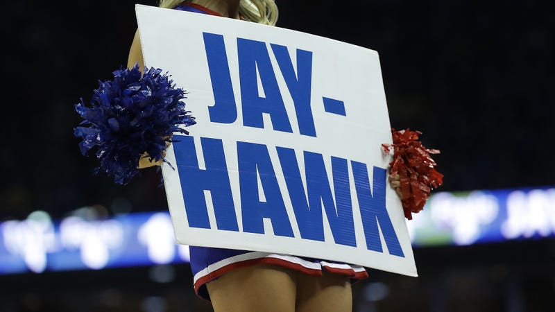 Illustration for article titled University Of Kansas Cheerleaders Describe Naked Hazing Ritual