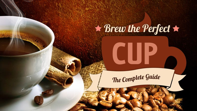 Illustration for article titled Brew the Perfect Cup: The Complete Guide