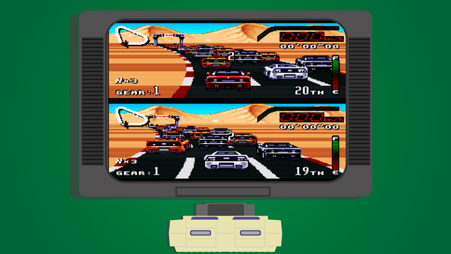 Game Featured: Top Gear