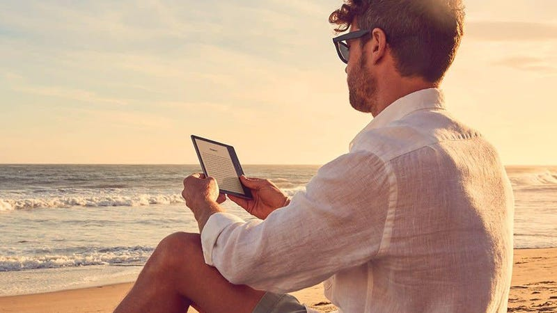 Kindle Oasis (Previous Generation) | $200 | Amazon