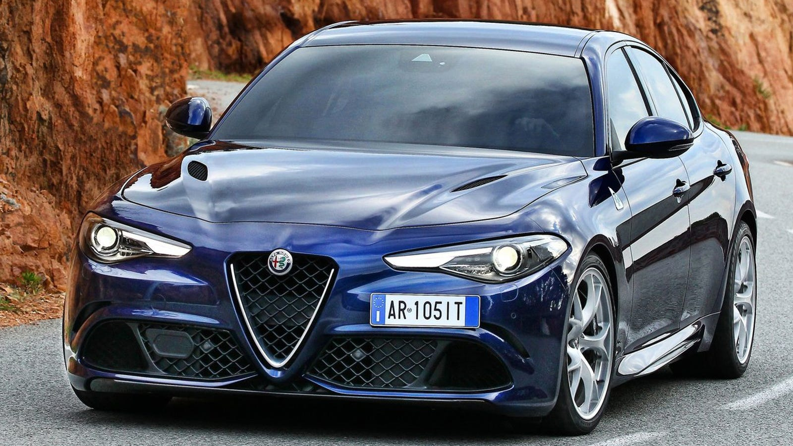 the alfa romeo giulia is off to a rough start. Black Bedroom Furniture Sets. Home Design Ideas
