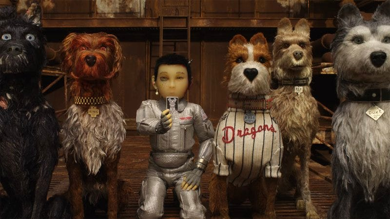 Illustration for article titled All The Characters Die Within The First 2 Minutes And Then Lie There Motionless For The Rest Of The Film: Everything You Need To Know About 'Isle Of Dogs'