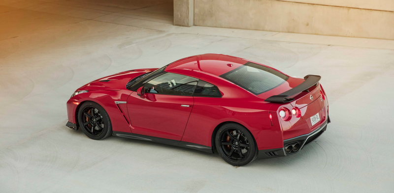 Exceptional The Nissan GT R Is Still A Car That People Are Buying Brand New For Some  Odd Reason. Of Course, Nissan Has To Keep Things Fresh With A New Special  Edition.