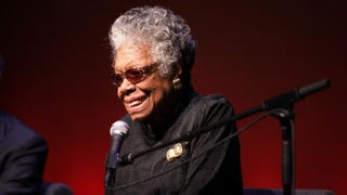 Maya Angelou Neilson Barnard/Getty Images