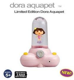 Illustration for article titled Dora Aquapet: Pets Heavy