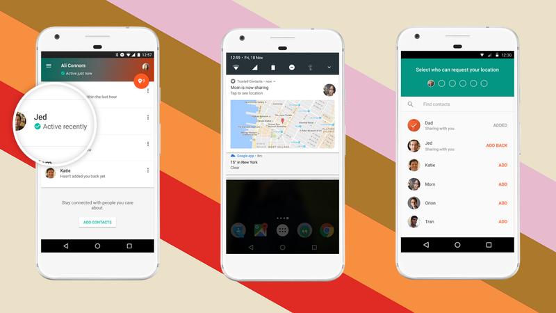 La nueva aplicación de Google te dirá dónde están tus seres queridos en tiempo real