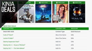 Save Big on Xbox Games During Microsoft's Ultimate Game Sale