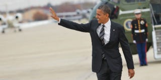 President Obama (AFP/Getty Images)