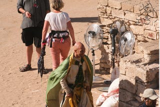 Illustration for article titled Game of Thrones - Morocco Set Photos