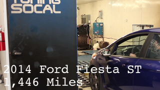The Smoking Tire Project Fiesta ST Gets COBB Stage 1