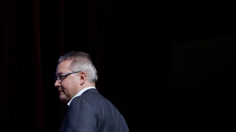 Matthieu Reeb, CAS Secretary General. Photo: Felipe Dana/AP