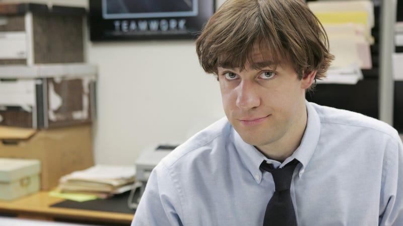 Illustration for article titled John Krasinski reveals his favorite episode of The Office