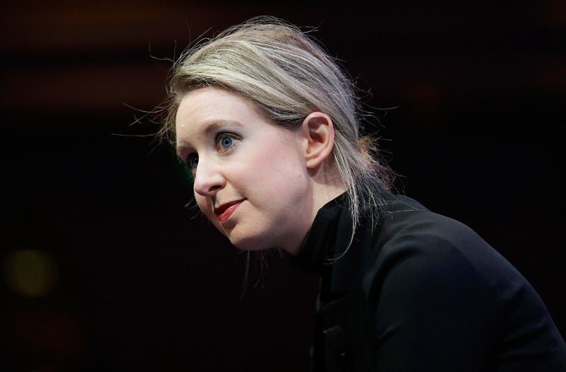 Walgreens Is Suing Disgraced Blood-Testing Startup Theranos