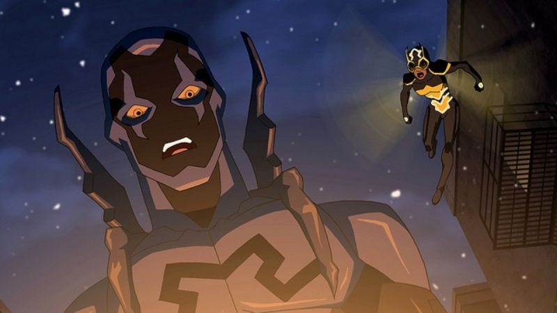 "Illustration for article titled Young Justice: ""Alienated"""