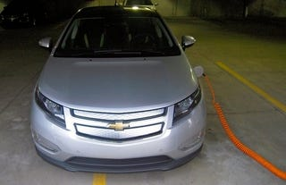 Illustration for article titled EPA Red Tape Keeps Chevy Volt Off The Road