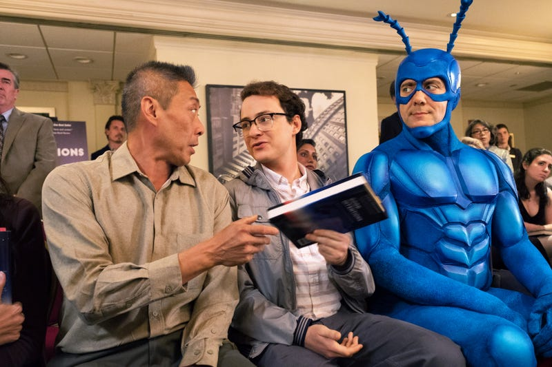 Illustration for article titled The source of Overkill's rage drives an intense The Tick